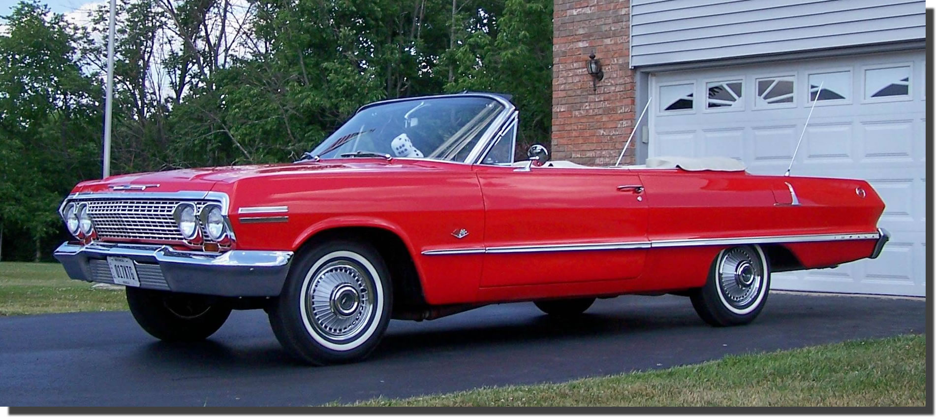 1963 Chevrolet Impala…