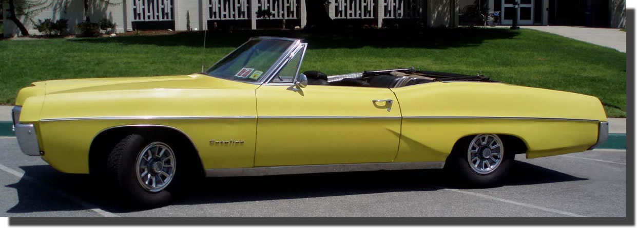 1967 pontiac catalina convertible hubcaps