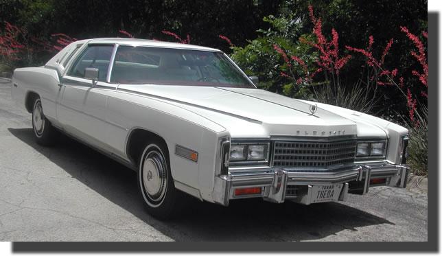 1978 Cadillac El Dorado Hubcaps