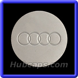 Audi Quattro Center Caps #AUC7A