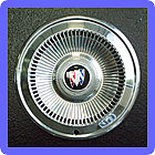 Buick Special Hubcaps #1997