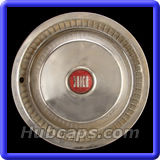 Buick Classic Hubcaps #BK55-56