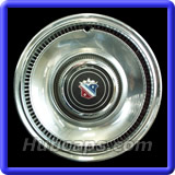 Buick Limited Hubcaps #1058