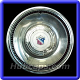 Buick Limited Hubcaps #1068