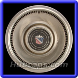 Buick Limited Hubcaps #1076