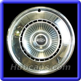 Buick Riviera Hubcaps #1016