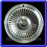 Buick Riviera Hubcaps #1999