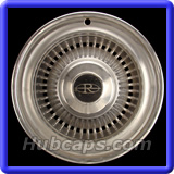 Buick Riviera Hubcaps #A21