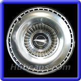 Buick Special Hubcaps #1018