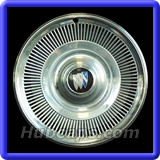 Buick Special Hubcaps #1021
