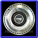 Buick Special Hubcaps #1027