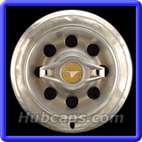 Buick Special Hubcaps #1989