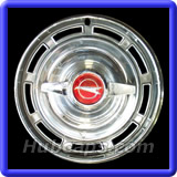 Buick Special Hubcaps #1996