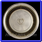 Cadillac Seville Hubcaps #2013