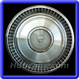 Cadillac Seville Hubcaps #2039B