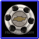 Chevrolet Avalanche Center Caps #CHVC34A