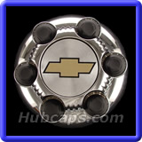 Chevrolet Avalanche Center Caps #CHVC34B