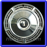 Chevrolet Chevelle Hubcaps #3020A