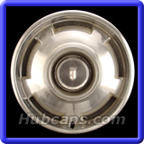 Chevrolet Chevy 2 Hubcaps #3962D
