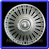 Chevrolet Chevy 2 Hubcaps #3971