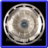Chevrolet Chevy 2 Hubcaps #CHVE5