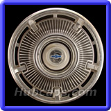 Chevrolet Corvair Hubcaps #3958