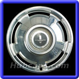 Chevrolet Corvair Hubcaps #3962A