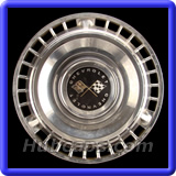Chevrolet Corvair Hubcaps #CHV61