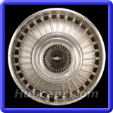 Chevrolet Corvair Hubcaps #CHVE7
