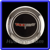 Chevrolet Corvette Center Caps #CHVC58A
