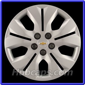Chevrolet Cruze Hub Caps, Center Caps & Wheel Covers ...