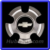 Chevrolet El Camino Center Caps #CHVC64B