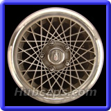 Chevrolet Monte Carlo Hubcaps #3081A