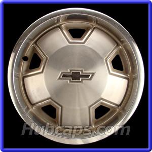 Chevrolet S Hubcaps B on 1996 Chevrolet S10