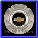 Chevrolet Suburban Center Caps #CHVC125A
