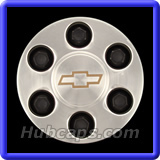 Chevrolet Suburban Center Caps #CHVC29B