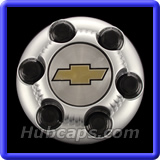 Chevrolet Suburban Center Caps #CHVC34A