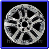 Chevrolet Tahoe Wheel Skins #5646WS