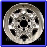 Chevrolet Tahoe Wheel Skins #5659WS