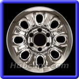 Chevrolet Tahoe Wheel Skins #8069WS