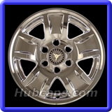 Chevrolet Tahoe Wheel Skins #5657WS