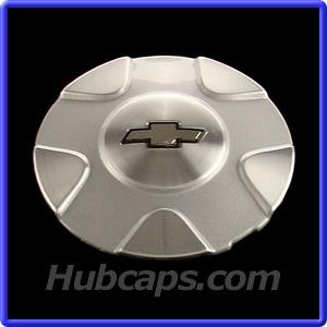 Chevrolet Trailblazer Hub Caps, Center Caps & Wheel Caps ...