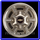 Chevrolet Truck Hubcaps #3121A