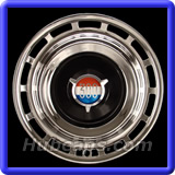 Chrysler 300 Hubcaps #G10