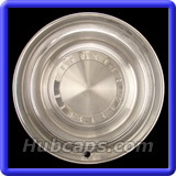 Chrysler 300 Hubcaps #G11