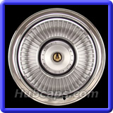 Chrysler Imperial Hubcaps #321