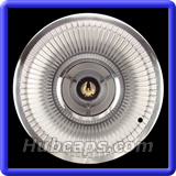 Chrysler Imperial Hubcaps #P7S