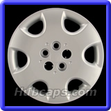 Chrysler PT Cruiser Hubcaps #8012