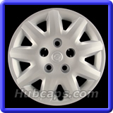 Chrysler Town & Country Hubcaps #8034