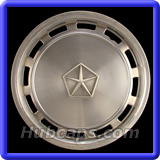 Chrysler Voyager Hubcaps #439A